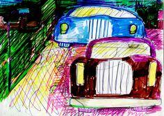 auto veloci in campagna