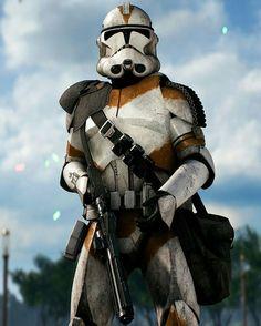 Image may contain: outdoor Star Wars Clone Wars, Star Wars Art, Guerra Dos Clones, Star Wars Commando, Star War Episode 3, Starwars Battlefront, Republic Commando, Star Wars Personajes, War Novels