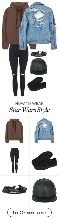 """Untitled #253"" by niki-bogner on Polyvore featuring Topshop, adidas Originals, High Heels Suicide and Vans"