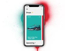 Great work from a designer in the Dribbble community; App Ui Design, Mobile App Design, User Interface Design, Mobile Ui, Web Design, Wireframe, Ui Animation, App Design Inspiration, Ui Web