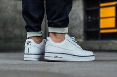The Nike Air Force 1 Gets a Star Studded Update White Air Force Ones 0e393e8fcc4