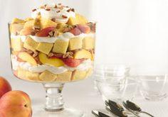 ... peach cream trifle strawberry and peach cream trifle strawberry peach