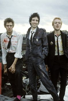 The Clash, 1976.