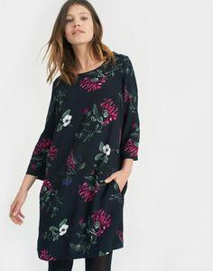 new dress from Joules love it Frock Dress, New Dress, Dress Skirt, Dress Up, Joules Uk, Womens Clearance, Flattering Dresses, Classic Style Women, Frocks