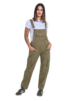 fb3ef64d6a3 Loose Relaxed Fit roll-up leg Bib Overalls with turn-up tabs. USKEES Daisy  overalls are available in a range of colours and denim washes.