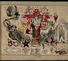John Bingley Garland - The Victorian Blood Book