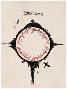 Lord of The Rings - byMatt Ferguson
