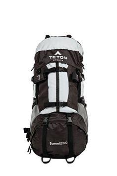 TETON Sports Summit 2800 Ultralight Internal Frame Backpack