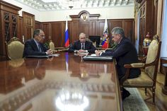 After U.S. efforts to provide leadership on the Middle East crisis faltered, Russia has moved into the driver's seat.