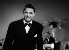 cary grant animated GIF