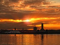 Looking towards Seacombe from Gladstone Dock, Liverpool | Flickr - Photo Sharing!