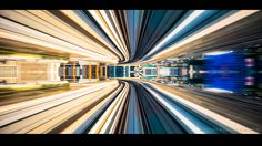 Let This Hyperlapse Take You on a High-Speed Urban Rollercoaster Ride   The Creators Project