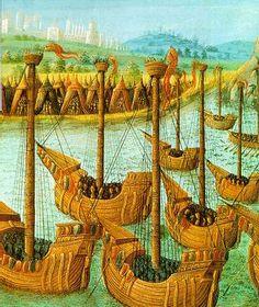 Croisades flottes