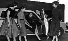 Chicago Auto Show - 1952