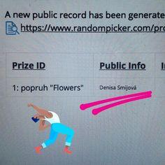 """Známe vítěze soutěže o popruh """"Flowers""""! Je jím Denisa Smijová. Prosíme napište nám zprávu abychom se domluvili na dodání. Ostatním soutěžícím děkujeme za hojnou účast a jako dárek pro vás máme slevu 15 % na objednávku při zadání kódu """"nevyhral_jsem_nevadi"""". Kód platí do nedělní půlnoci tak neváhejte"""