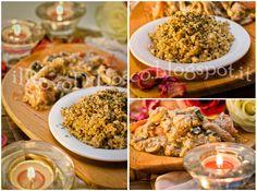 Il rovo di bosco: Imjadra e Korma di pollo speziato alle verdure