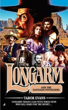 Longarm 381 by Tabor Evans, Click to Start Reading eBook, LONGARM partners with a lady with a badge...  Longarm's trailing a young killer, and the only badge-t