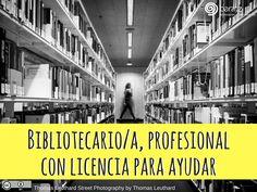 Bibliotecario/a, pro