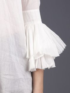 Acne Studios Agatha Blouse - - blouses, elegant, neck, chic, neck, vintage blouse *ad