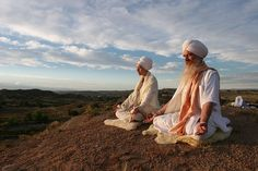 Begin Meditating and some day go to a comparable place to do so.. *Meditation by Gurumustuk Singh