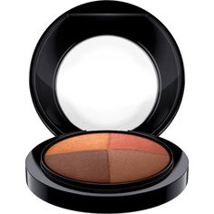 Mac Mineralize Skinfinish ($28) ❤ liked on Polyvore featuring beauty products, makeup, face makeup, mac cosmetics makeup, mineral cosmetics, mineral makeup, palette makeup and mac cosmetics