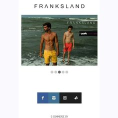 WWW.THEFRANKSLAND.COM Franksland prepares for e-commerce with a new website. Web site redesign was likely in preparation for this addition.  By staying up-to-date on the latest technology, We are ensuring its consumers that it is committed to making their online experience as enjoyable as possible. Keep your eyes peeled for this website, take a sneak peek for the new lay out with plenty of gorgeous imagery, videos and some nice interactions from our journey. There is a lovely simplicity to…