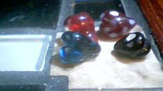 my heart shaped beads