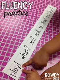 Fluency practice!