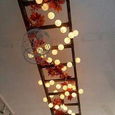 Filari luminosi in fili di cotone Funny Light