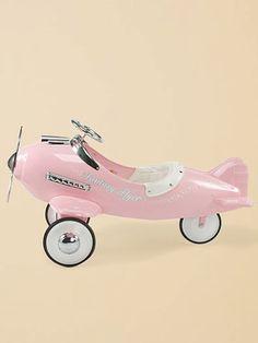 pink pedal plane - airflow