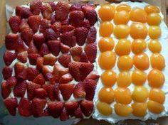 Erdbeer-Aprikosen-Blech *