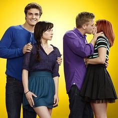 Pin for Later: 24 Moments From Awkward. That Made Us Feel . . . Awkward