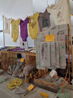 clothing trade show set up - Google Search