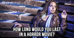 How Long Would You Last In A Horror Movie?   BrainFall - I lasted 83 minutes! Lone survivor...