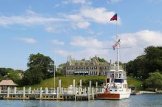New York Yacht Club, Newport, Rhode Island | New England Living