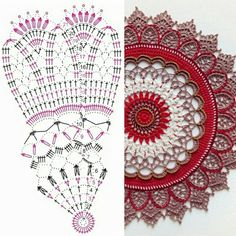 Terrific Absolutely Free Crochet Doilies tablecloth Concepts Although lots of the doilies that you see in stores today are made from paper or machine lace, you c Crochet Doily Rug, Free Crochet Doily Patterns, Crochet Doily Diagram, Crochet Carpet, Crochet Dollies, Crochet Diy, Crochet Tablecloth, Crochet Round, Crochet Squares