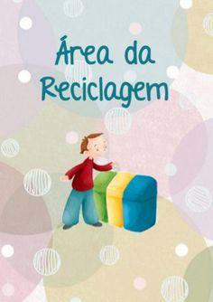 Cartazes áreas Jardim de Infância Classroom Organization, Preschool Activities, Homeschool, Disney Characters, Fictional Characters, Teacher, Exercise, Education, Disney Princess