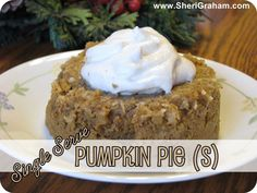 I love pumpkin pie, especially this time of year! Now you can fix one for yourself whenever you want and it is so easy! So go ahead and fix yourself one and enjoy! SINGLE SERVE PUMPKIN PIE (S) Crust: 1 tablespoon ground flax 1 tablespoon almond flour 1 tablespoon coconut flakes (chopped into tiny bits […]