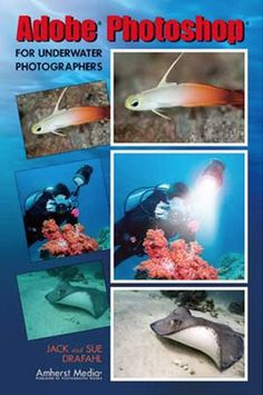BOOK-1825 Photoshop For Underwater Photography
