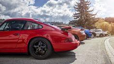 Porsche #roadpursuit