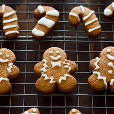 This perfect sweet and spicy Small-batch Gingerbread Cookie recipe will make 6 to 8 large cookies and about 2 dozen mini gingerbread cookies.