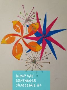 Hump Day (Wednesday) Zentangle® Challenge #2 – Independence Day Edition Richard Anderson, Over The Hump, Gallows Humor, Keep To Myself, National Holidays, Sunset Photos, Prismacolor, Fourth Of July, Independence Day