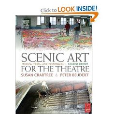 Scenic Art for the Theatre, Second Edition: History, Tools, and Techniques