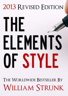 The Elements of Style (2013 Updated and Revised Edition) -...: The Elements of…