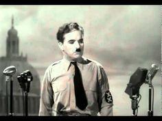The Great Dictator (1940) - Charlie Chaplin - Final Speech - Music - Hans Zimmer - Time - Subtitles - YouTube