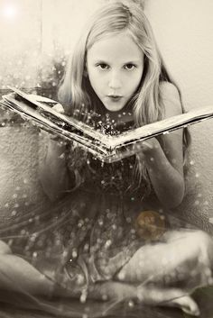children believe in magic...at what point did we allow someone to take that away? <3<3