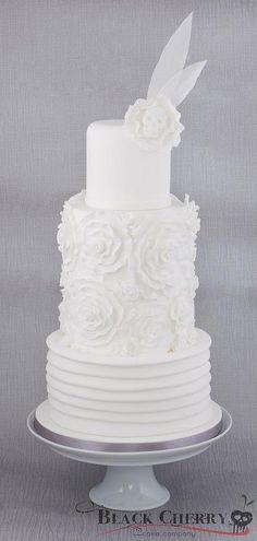 Love in Bloom Cake
