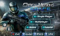 Critical Missions Space v3005 Mod Apk Game Free Download