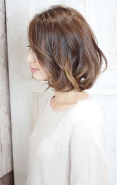 I like this hairstyle!