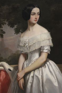 Portrait of Mary Matthews, Sizergh Castle
